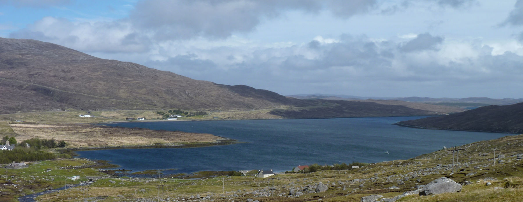 Scaladale, Loch Seaforth, Isle of Harris